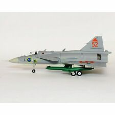 Aviation72 AV7242002 Saab Viggen Swedish Air Force, #52-4, Sweden 1/72 Scale