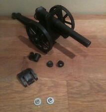 Lot de 2 Ecrous de roue pour canon Solido démontable