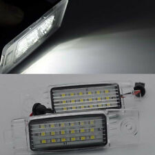 2x LED Number License Plate Lights for TOYOTA HiAce Hi-Ace H200 2005-2011 05-11
