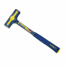 Estwing E6-48E 48oz Solid Steel Engineer's Hammer with Patented End Cap
