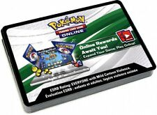 100x Pokemon Breakthrough Code Cards for Pokemon TCG Online Booster Packs