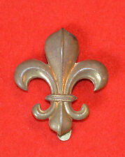 British Army. Manchester Regiment Original OR's GM Cap Badge