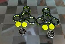 X2 DIY fidget toy nickel spinner customize your colors ( nickels not included )