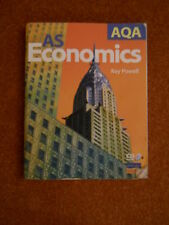 AQA AS Economics Ray Powell With CD Rom