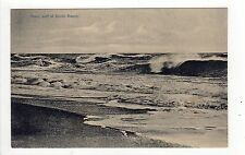 MARTHA'S VINEYARD Massachusetts PC Postcard MARTHAS Heavy Surf at South Beach