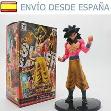 Dragon Ball ♦ Figura Son Goku Super Saiyan 4 ♦ Con Caja Original BANPRESTO