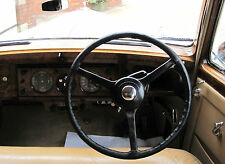 FINEST LEATHER STEERING WHEEL COVERS / GLOVES ~  BENTLEY Mk6 V1 R TYPE S1 S2 S3