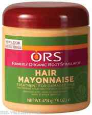 Organic Root Stimulator Hair Mayonnaise Treatment For Damaged Shredding Hair.