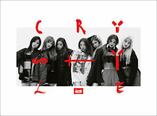 CLC : Crystyle 5th Mini Album, Kpop CD+Booklet+Photo Card+Kpop Socks