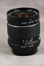18mm 3.5 SMC Pentax Superwide Manual Focus Lens