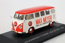 Volkswagen VW Max Meyer T1 Van, 1959 Trade Cars, IXO Altaya  Diecast  1/43  NEW!