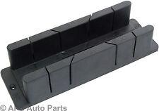 MIDI Mitre blocco 45 90 gradi Bench FISSAGGIO 55 x 55 mm FALEGNAMI forte resistente