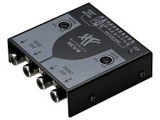 HIFONICS HCV4 HIGH TO LOW LEVEL CONVERTER HIGH QUALITY CAR AUDIO 4-CHANNEL
