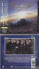Neonfly - Outshine The Sun +1, Japan CD +obi, Melodic Metal, Edguy,Pink Cream 69