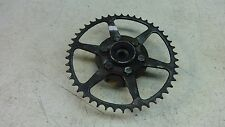 1980 yamaha sr250 exciter Y407-1~ rear sprocket hub carrier