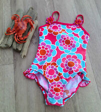 Girls Swimming costume Age 2 Holiday Beach camping caravan pool cruise summer