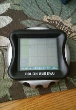 Touch Sudoku Electronic Handheld Game - Excalibur / New York Times - Tested