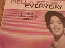 Della Reese 45's 'Everyday' & You're My Love' on RCA Records Free Ship USA