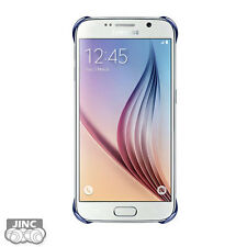 Original Genuine Samsung SM-G920P/G920S Galaxy S6/S-6 Clear Back Cover Case