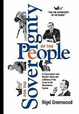 For the Sovereignty of the People : A Conversation with Niccolo's Ghost and a...