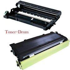 TN350 Toner + DR350 Drum Set For Brother Intellifax 2820 2920 HL-2040 MFC-7420