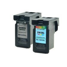 2PK PG-240XL CL-241XL Ink Cartridge Set for Canon PIXMA MG and MX Series Printer