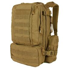 CONDOR 169 CONVOY Outdoors Hiking Patrol Bag Pack Backpack Coyote BROWN