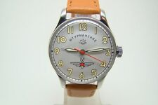 SHTURMANSKIE NAVIGATOR PILOT GAGARIN SPACE WATCH SOVIET 17 STOP FUNCT EXCELLENT