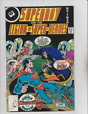 DC Comics! Superboy starring the Legion of Super-Heroes! Issue 244!