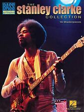 The Stanley Clarke Collection 16 Masterpieces Bass Guitar Tab Music Book