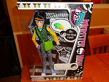 Monster High Doll - Jackson Jekyll (1st Wave) - New , VHTF!!