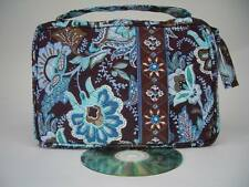 Good Book Cover Bible Cover Quilted Cotton Small Sizes Free Shipping Java Blue