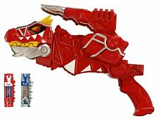 POWER RANGERS DINO SUPER CHARGE-T-REX SUPER CHARGE Morpher * NUOVISSIMO *