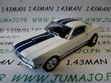 COCHE 1/43 IXO deagostini rusa dream cars : FORD Mustang SHELBY 350 GT