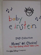 BABY EINSTEIN 26 DISC DVD SET COLLECTION FREE SHIPPING - BRAND NEW