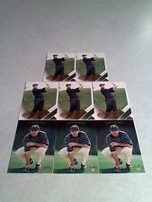 *****Jonathan Byrd*****  Lot of 26 cards.....3 DIFFERENT / Golf