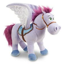 """SOFIA THE FIRST MINIMUS PLUSH FLYING HORSE 14"""" AUTHENTIC DISNEY STORE PATCH"""