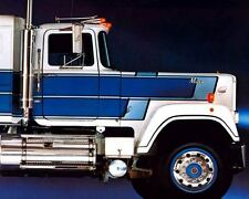 1978 Mack Superliner Conventional Truck Photo Poster zc2024-ZUU89T