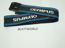 "NEW GENUINE ORIGINAL OLYMPUS HEAVY DUTY 11/2"" inch WIDE CAMERA STRAP ADJUSTABLE"