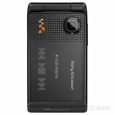 Sony Ericsson Walkman W380i - Black (Unlocked) Mobile Phone