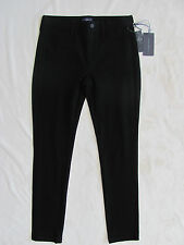 NYDJ Not Your Daughter's Jeans Pull-on Ponte Legging/Pants-Black-Size 0-NWT $98