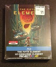 THE FIFTH ELEMENT Blu-Ray SteelBook Future Shop Exclusive Canada New OOP & Rare!