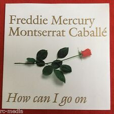 "FREDDIE MERCURY/Queen -How Can I Go On- Rare UK 7"" +Pic Sleeve (Vinyl Record)"