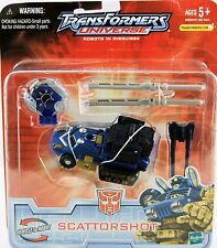 Transformers Universe Robots in Disguise Scattorshot C9 Hasbro 2007