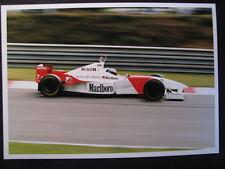 Photo Marlboro McLaren Mercedes MP4/11 1996 #7 Mika Hakkinen (FIN)
