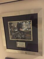 Christian Bale Hand Signed Autograph The Dark Knight Batman