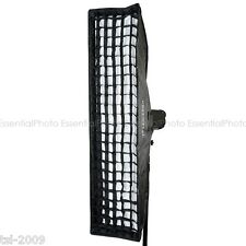 35x160cm Bowens S Fitting Large Studio Strobe Flash Strip Softbox Stripbox