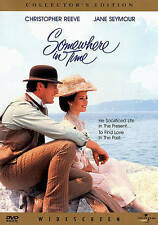 SOMEWHERE IN TIME (DVD, 2015) NEW