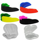 Senshi Japan 2-Tone Gum Shield Rugby Boxing MMA Martial Arts Mouth Guard