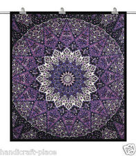 Queen Star Mandala Tapestry Indian Hippie Wall-Hanging Bohemian Throw Bedspread